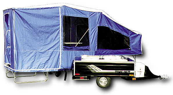 "Time Out Camper ""The Big One"""